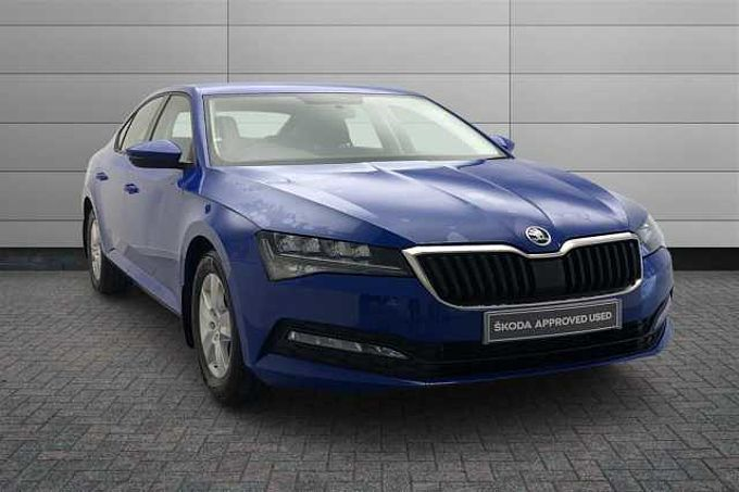 SKODA Superb Hatchback 1.6 TDI (120ps) S SCR DSG